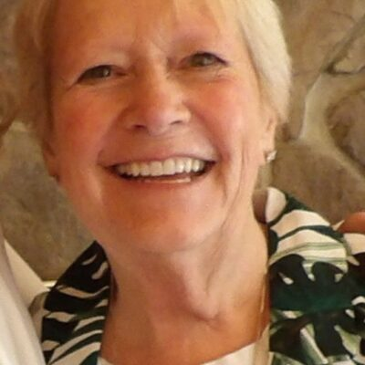 photo of sue watson from care and comfort